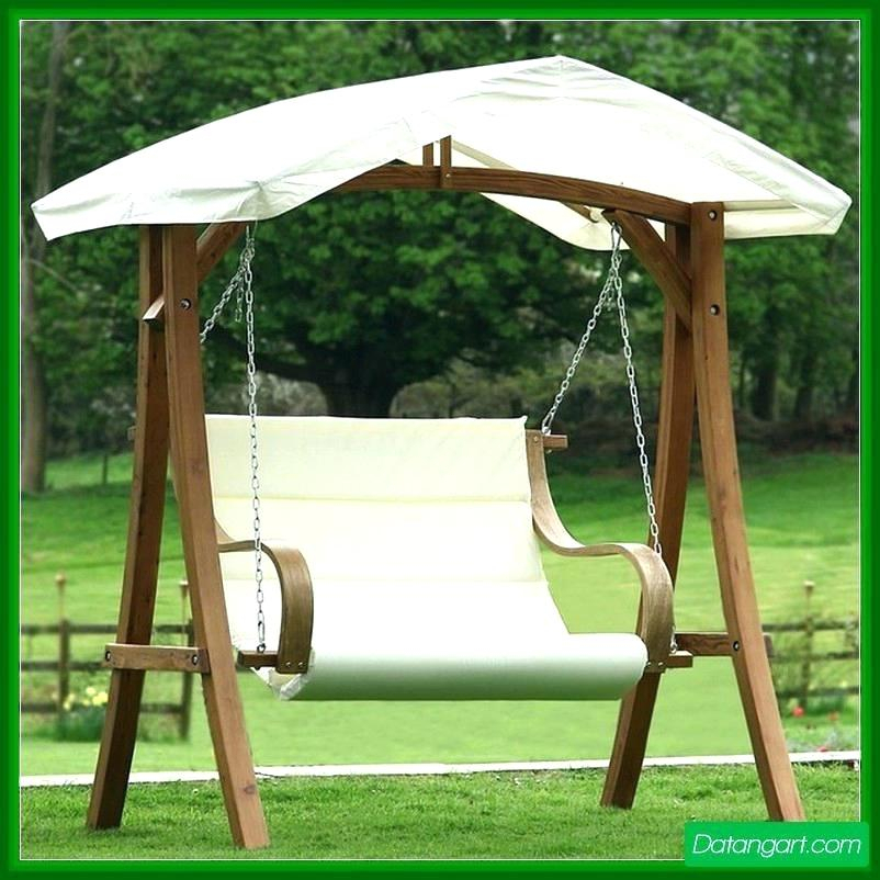 Patio Outdoor Swing Canopy Replacement Porch Backyard Sets For 3 Seat Pergola Swings (View 17 of 20)