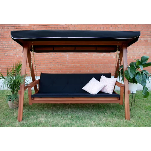Peggy Daybed Porch Swing With Stand | Porch Swing With Stand In Daybed Porch Swings With Stand (#18 of 20)
