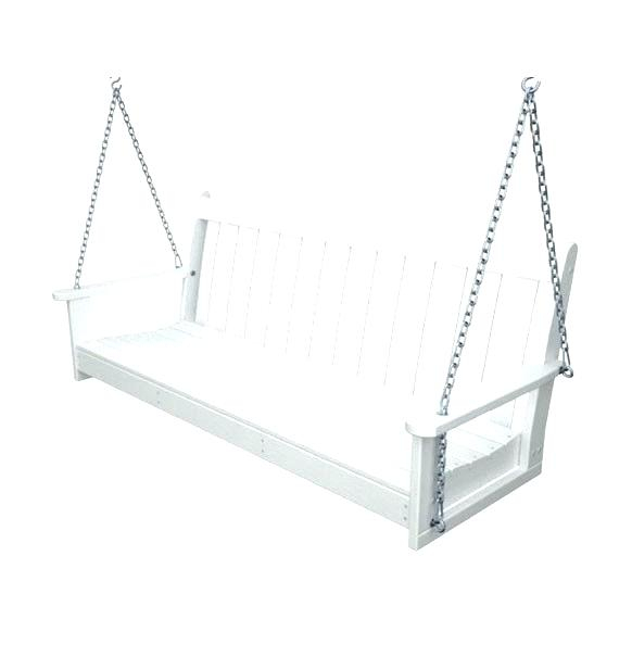 Polywood Porch Swing – Founderware (View 11 of 20)