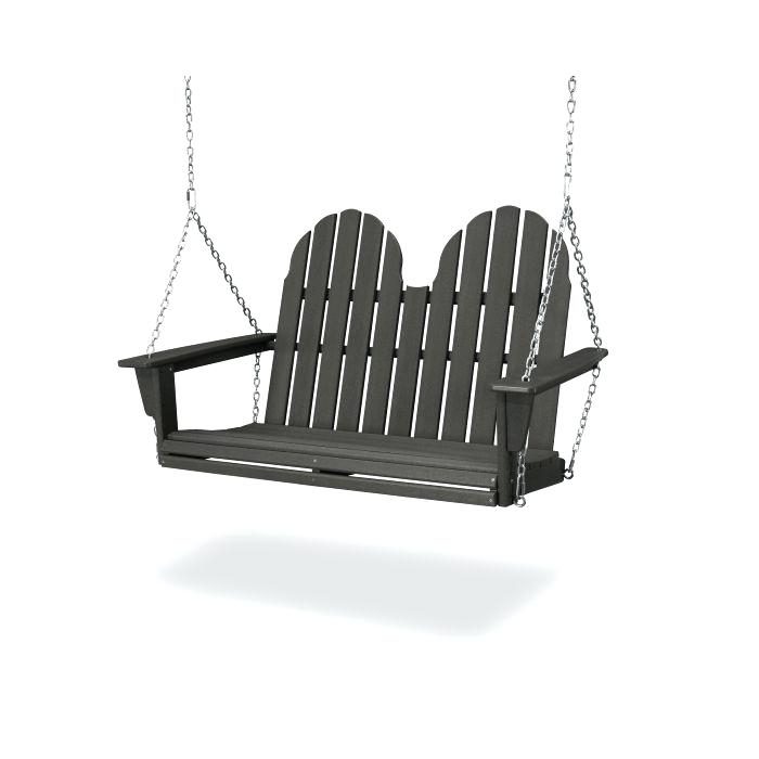 Polywood Porch Swing – Founderware (View 9 of 20)