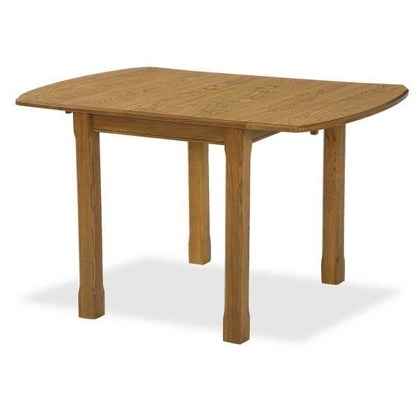 Popular Family Dining Drop Leaf Table In Transitional 4 Seating Drop Leaf Casual Dining Tables (#14 of 20)