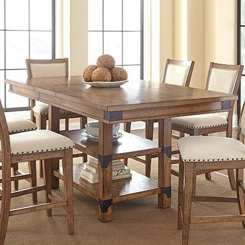 Popular Morris Round Dining Tables Pertaining To Pin On Tables (#16 of 20)