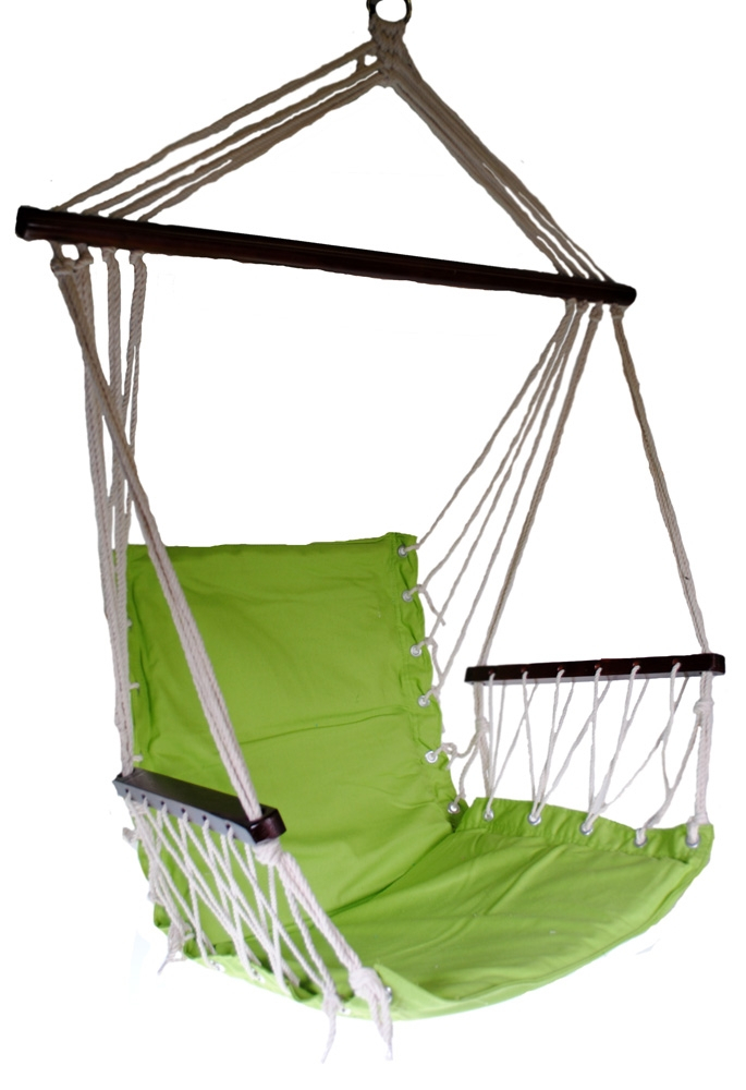 Porch Swings Black Patio, Lawn & Garden Omni Patio Swing Pertaining To Cotton Porch Swings (View 4 of 20)