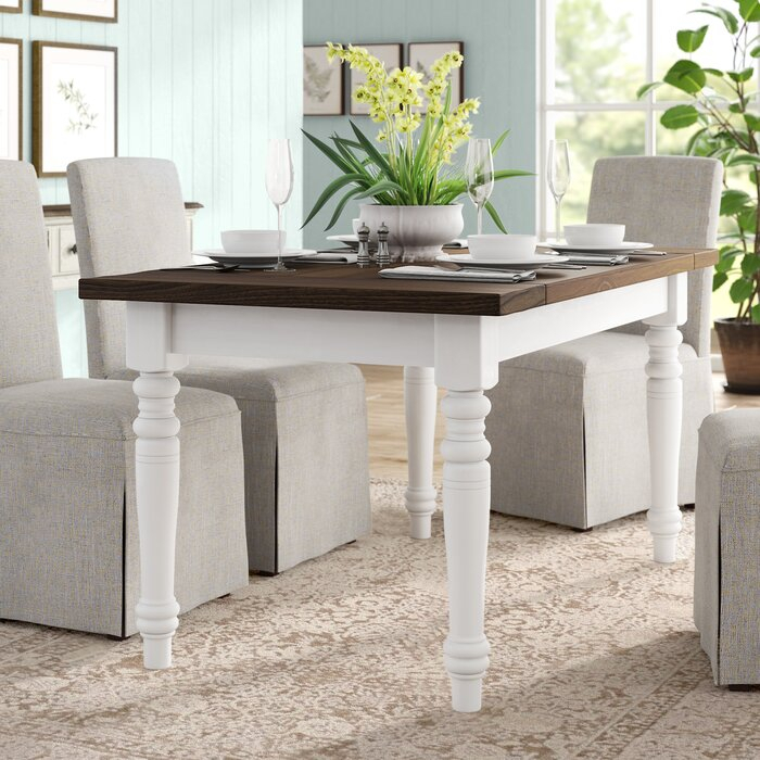 Preferred Alamo Transitional 4 Seating Double Drop Leaf Round Casual Dining Tables Inside Bhagchandani Cottage Dining Table (#18 of 20)