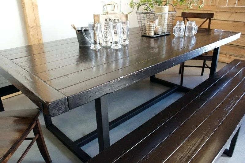 Preferred Iron Wood Table – Weafrica Organisation With Iron Wood Dining Tables (View 6 of 20)