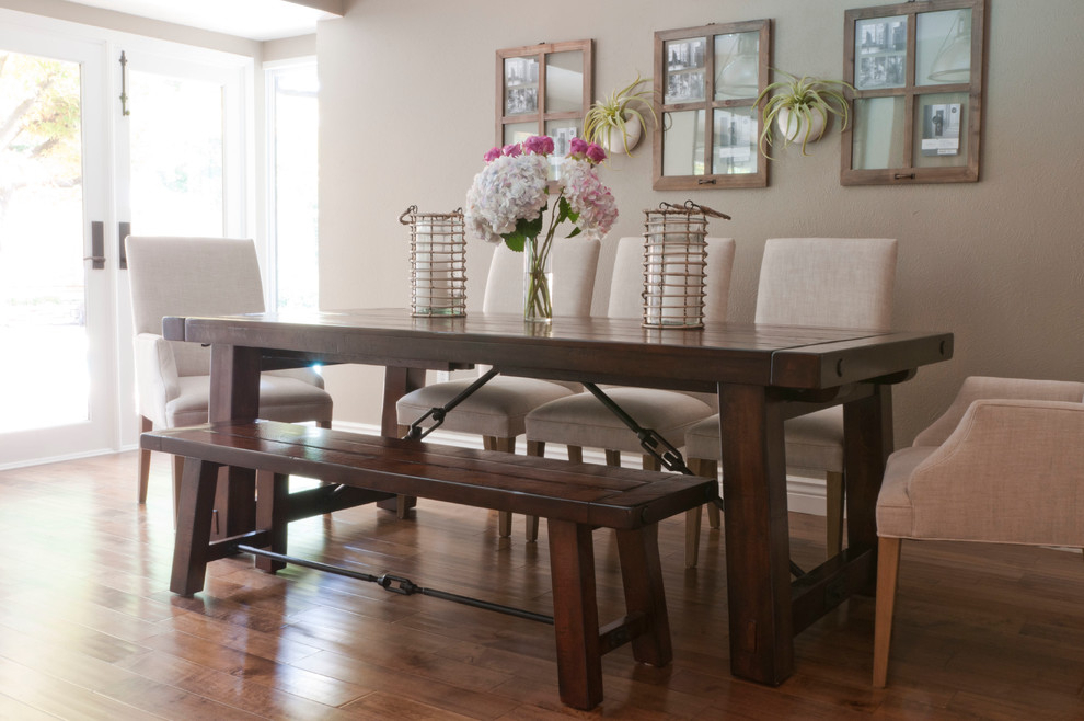 Preferred Square Dining Room Table For 12 Dining Room Transitional In Transitional Rectangular Dining Tables (View 12 of 20)
