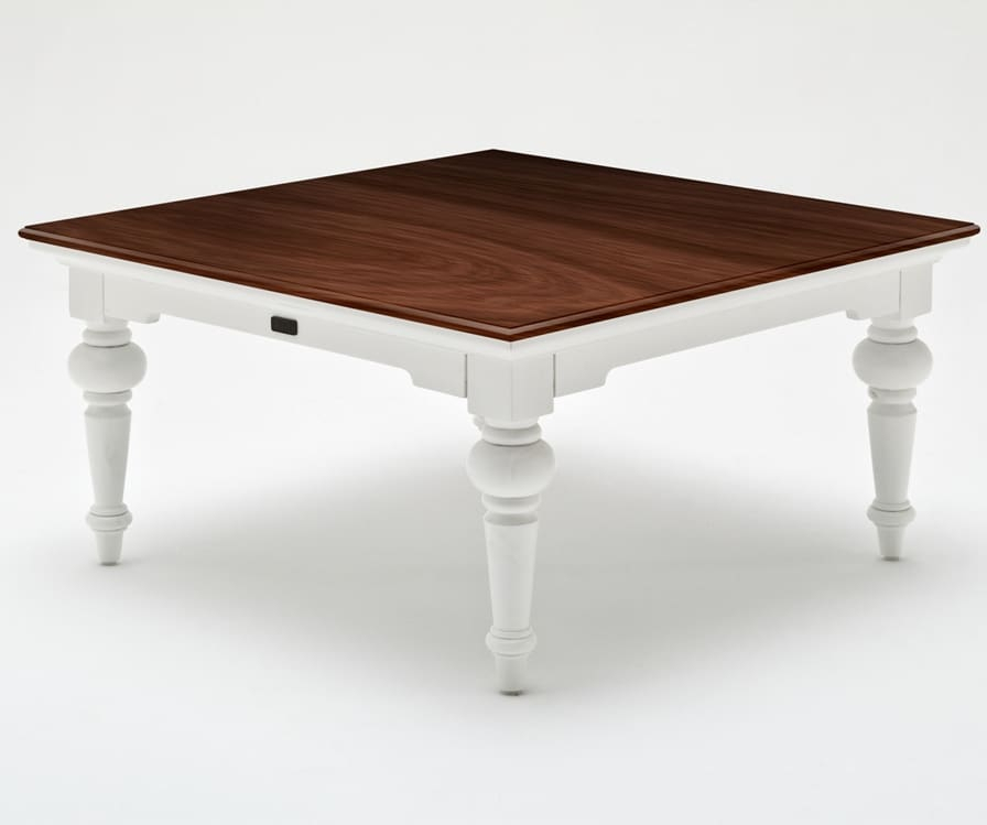 Provence Accent Dining Tables With Regard To Most Popular Provence Accent Square Coffee Table (#14 of 20)