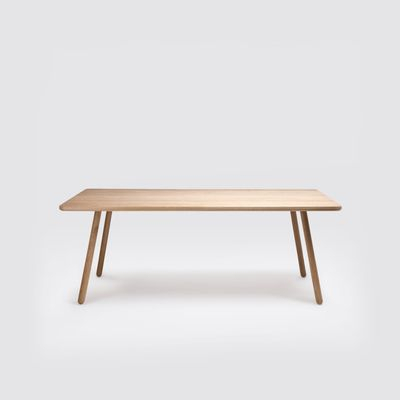 Inspiration about Recent Medium Dining Tables Pertaining To Medium Natural Oak Dining Table Oneanother Country (#12 of 20)