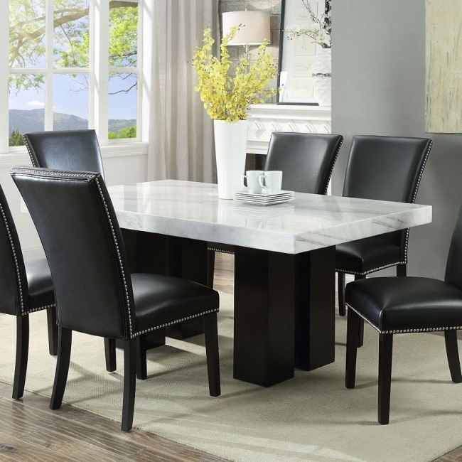Rectangular Dining Tables Pertaining To 2019 Camila Rectangular Dining Table (#13 of 20)