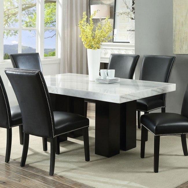 Rectangular Dining Tables Pertaining To 2019 Camila Rectangular Dining Table (View 9 of 20)