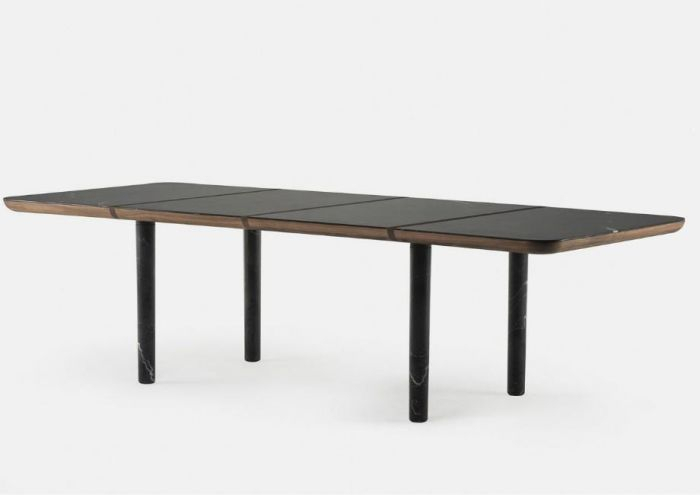 Rectangular Dining Tables Regarding Well Liked Marlon Rectangular Dining Tableluca Nichetto For De La Espada (#15 of 20)