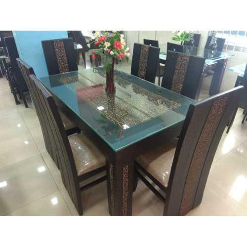 Rectangular Dining Tables With Most Recent Rectangular Dining Table Set (View 19 of 20)