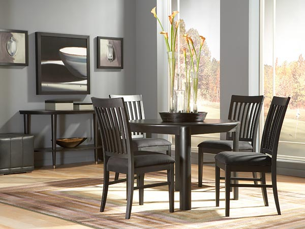Inspiration about Rent The Eclipse Round Dining Table (#8 of 20)