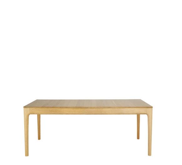 Romana Medium Extending Dining Table – Ercol Furniture Pertaining To Recent Medium Dining Tables (View 13 of 20)