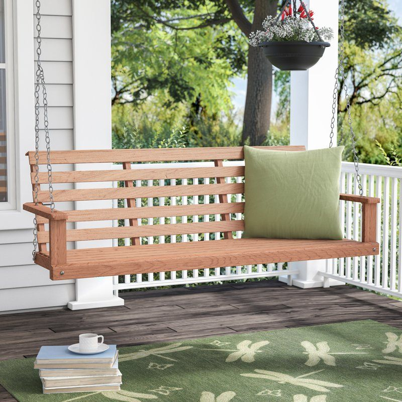 Inspiration about Rosean Porch Swing Throughout Outdoor Porch Swings (#6 of 20)