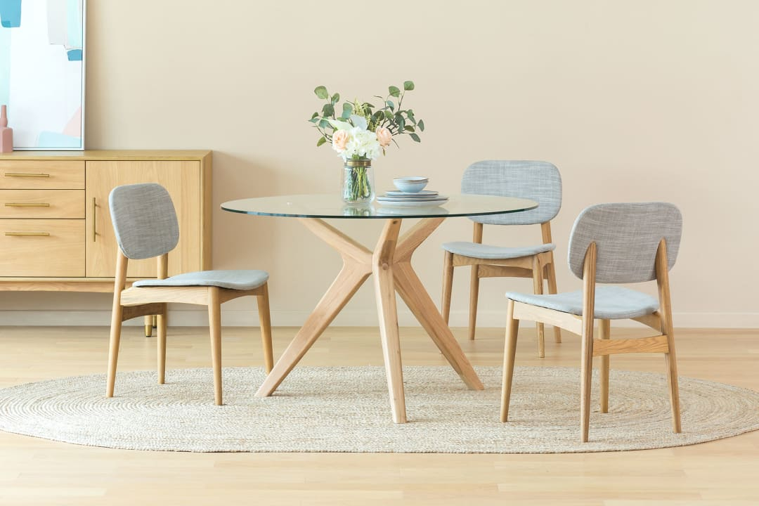 Inspiration about Round Dining Tables For Current Bess Round Dining Table (#6 of 20)