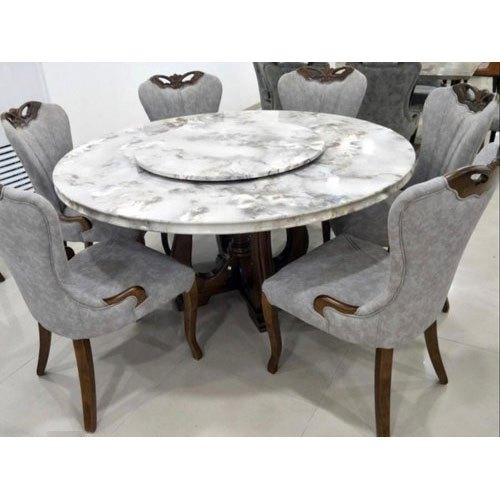 Inspiration about Round Dining Tables Inside Well Known Round Dining Tables Set (#4 of 20)