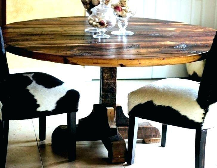 Round Reclaimed Dining Table Splendid Furniture Kitchen With Regard To Newest Elegance Large Round Dining Tables (View 18 of 20)
