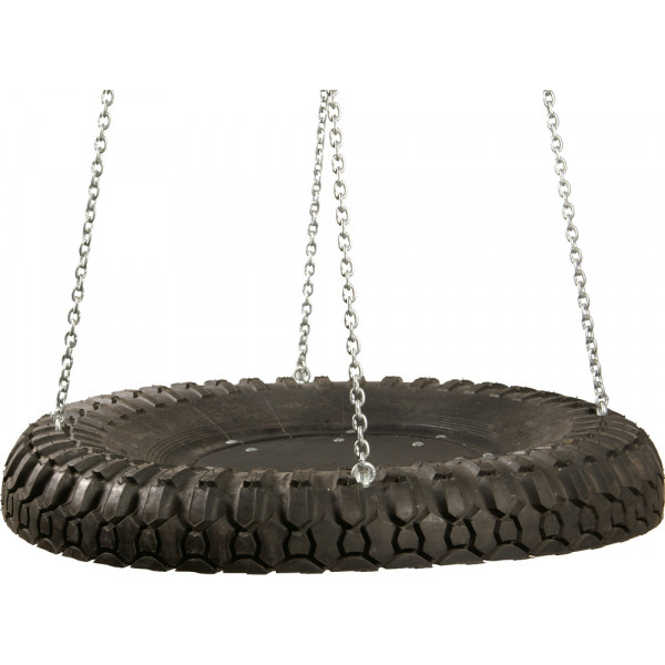 Schaukelreifen, 1/2 Lkw Reifen Mit Bodenplatte Pertaining To Swing Seats With Chains (View 16 of 20)