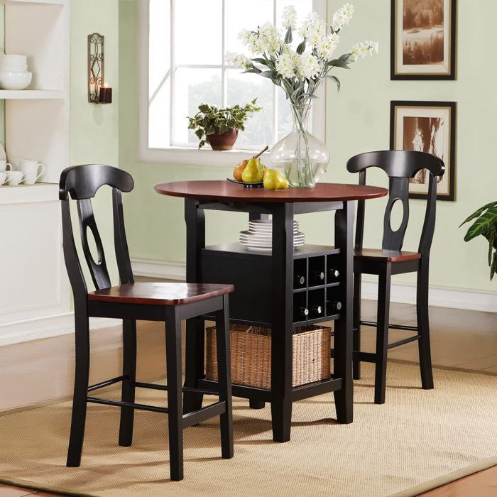Small Dining Tables For Small Spaces (#17 of 20)