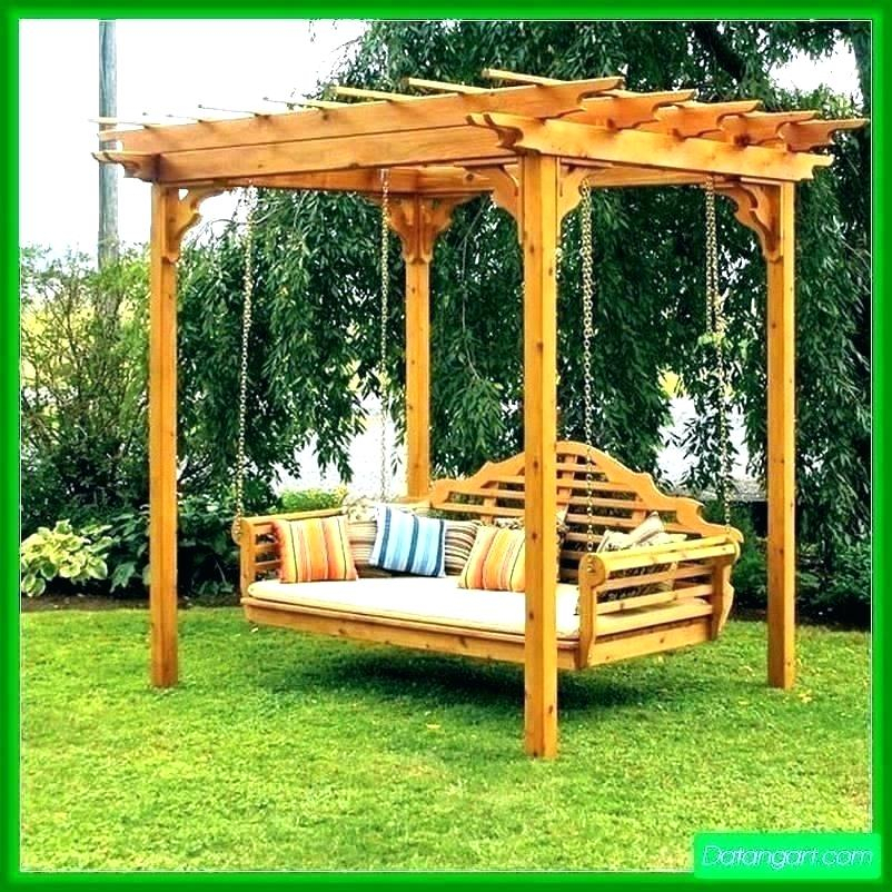 Stand Alone Porch Swing Inside Porch Swings With Stand (#14 of 20)