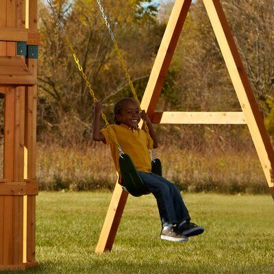 Swing N Slide Extreme Duty Swing Seats With Chains With Regard To Swing Seats With Chains (View 19 of 20)