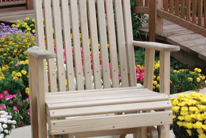 Swing Resin Plans Chair Rocker Wicker Rocking Chairs Within Double Glider Benches With Cushion (#20 of 20)
