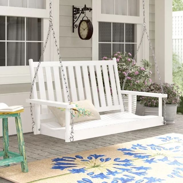 The 8 Best Porch Swings Of 2020 With Regard To Porch Swings (#19 of 20)