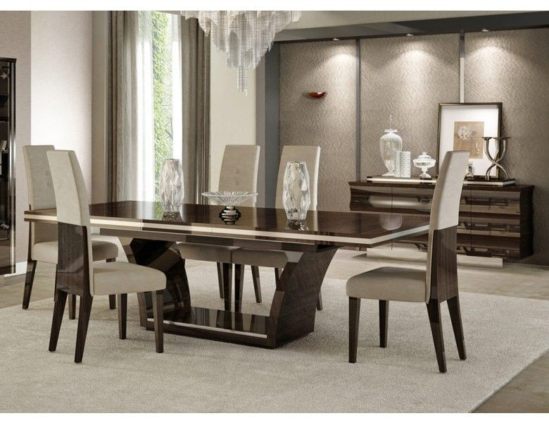 The Stylish Contemporary Dining Room Sets (#15 of 20)