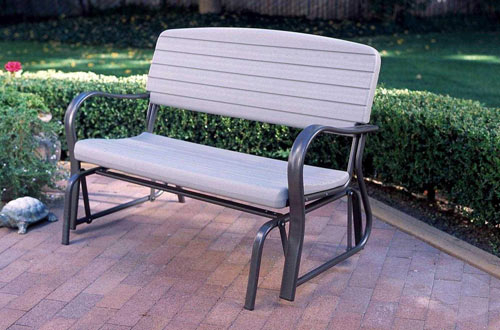Top 10 Best Outdoor Glider Benches Reviews In 2020 – Paramatan In Indoor/outdoor Double Glider Benches (View 17 of 20)