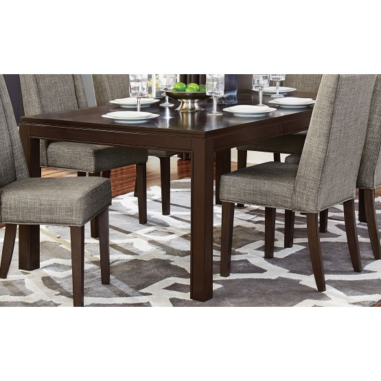 Transitional Rectangular Dining Tables Intended For Most Recently Released Kavanaugh Transitional Rectangular Wood Extendable Dining Table (View 6 of 20)