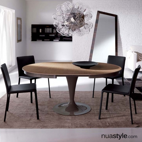 Popular Photo of Eclipse Dining Tables