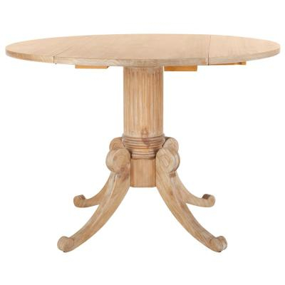 Inspiration about Unfinished Drop Leaf Casual Dining Tables With Regard To 2019 Standard (30 34 In.) – Drop Leaf – Pedestal – Kitchen (#8 of 20)