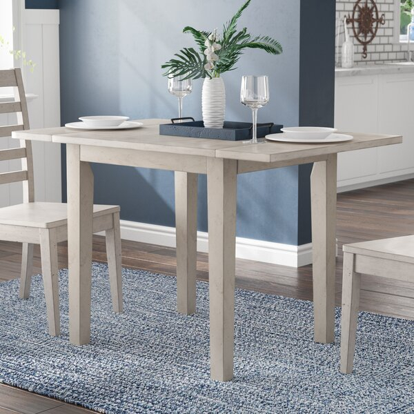 Wayfair Intended For Well Liked Wood Kitchen Dining Tables With Removable Center Leaf (View 17 of 20)