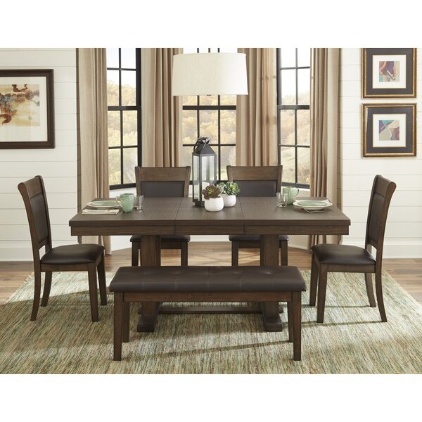 Wayfair With Regard To Transitional 8 Seating Rectangular Helsinki Dining Tables (#18 of 21)