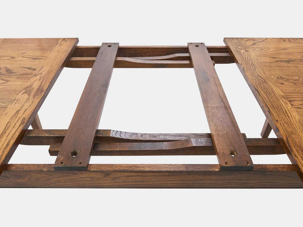 Well Known Provence Accent Dining Tables Pertaining To French Provincial Extension Dining Table In Oak – Provence (#19 of 20)