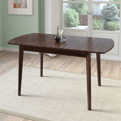 Popular Photo of Contemporary 4 Seating Oblong Dining Tables