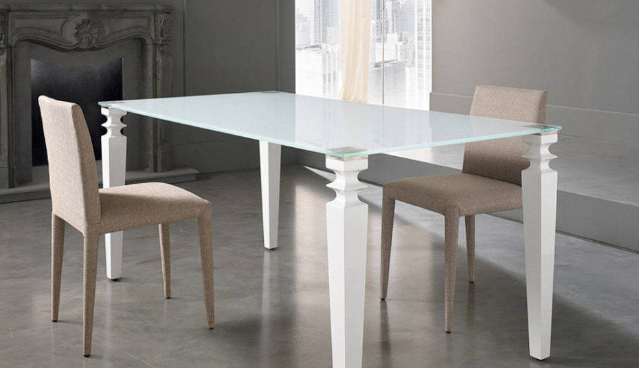 Widely Used Fascinating Contemporary Glass Top Dining Table Sets Pertaining To Modern Round Glass Top Dining Tables (#19 of 20)