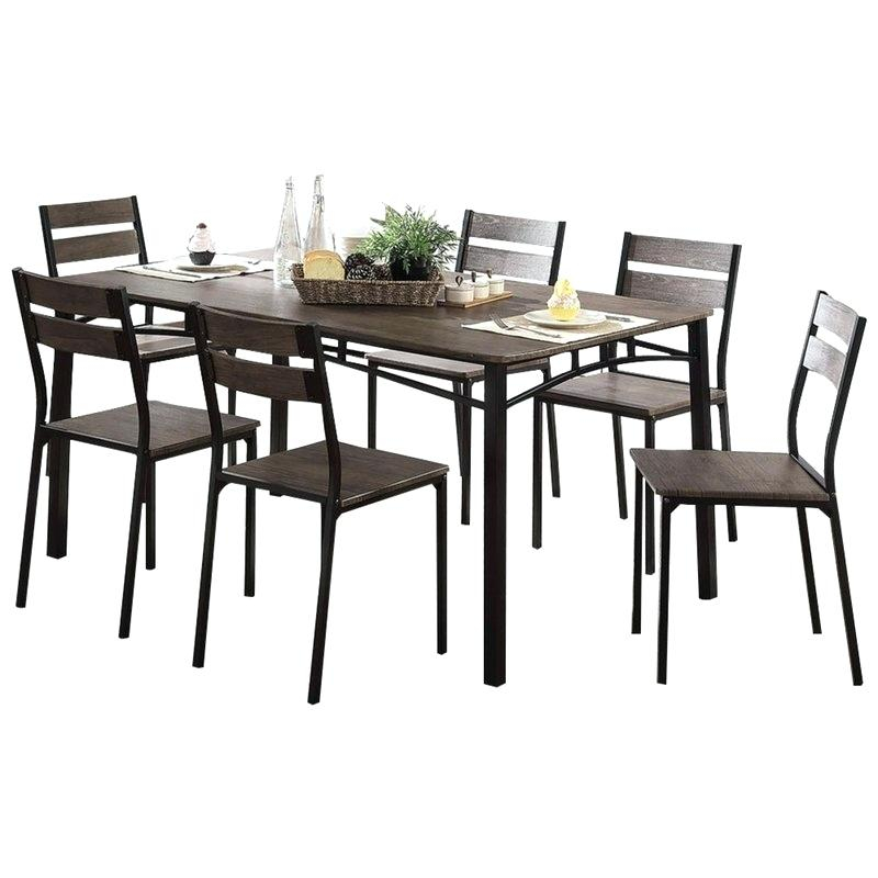 Widely Used Large Rustic Look Dining Tables In Rustic Style Dining Table – Stichling (View 16 of 20)