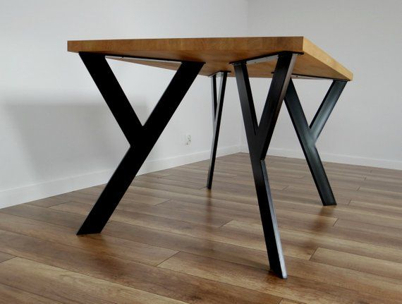 Widely Used Metal Table Legs Also For Round Tables (View 9 of 20)