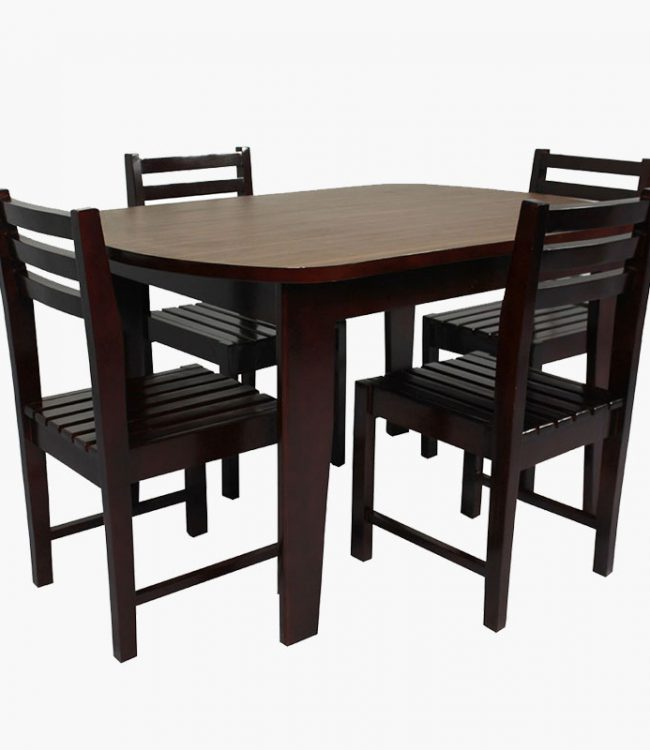 Wood Top Dining Tables Throughout Fashionable Wooden Top Dining (#16 of 20)