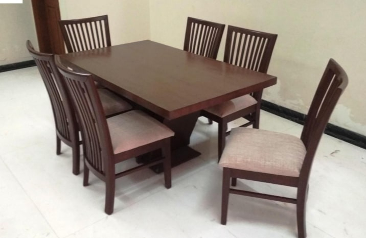 Wood Top Dining Tables Within Widely Used Xora – Dining Table (View 3 of 20)
