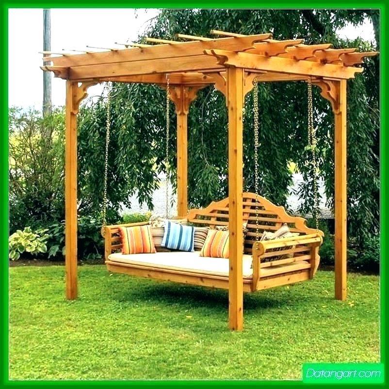 Wooden Patio Swing Plans – Damiyule (#19 of 20)