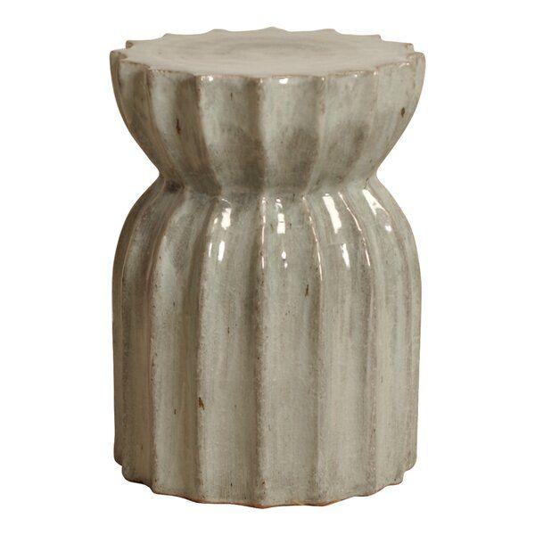 Popular Photo of Aloysius Ceramic Garden Stools