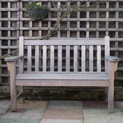 """Barlow Tyrie London 63"""" Bench 