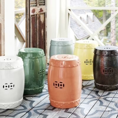 Classic Garden Stool | Ballard Designs In 2020 | Garden With Regard To Fifi Ceramic Garden Stools (View 17 of 20)