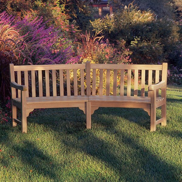 Curved Garden Bench Throughout Strasburg Blossoming Decorative Iron Garden Benches (View 17 of 20)