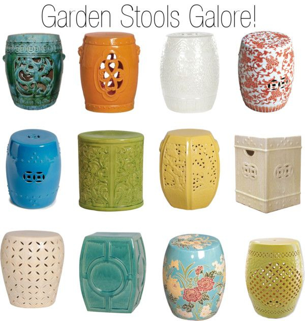 Designer Clothes, Shoes & Bags For Women | Ssense | Ceramic Intended For Ceramic Garden Stools (View 3 of 20)