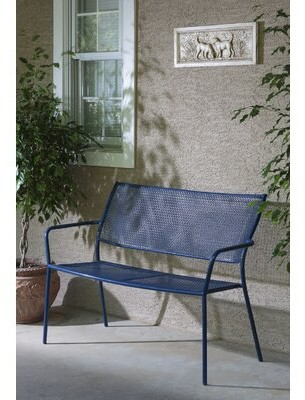Garden Irons | Shop The World's Largest Collection Of For Gehlert Traditional Patio Iron Garden Benches (View 18 of 20)