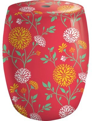 Garden Stools | Shop The World's Largest Collection Of Pertaining To Fifi Ceramic Garden Stools (View 19 of 20)